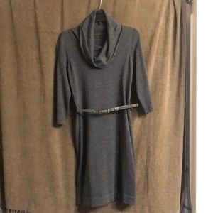 The Limited sweater dress, size M